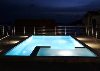 Hefest bazeni Split noć 16