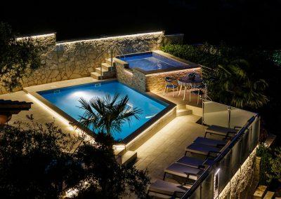 Hefest bazeni Split noć 25