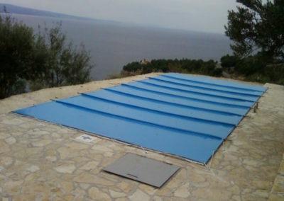 Pokrivači za bazene (25)
